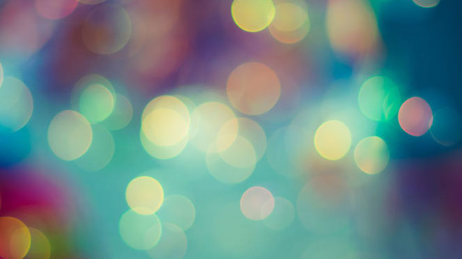 background abstract bokeh colourful