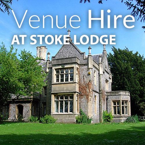 Venue Hire at Stoke Lodge